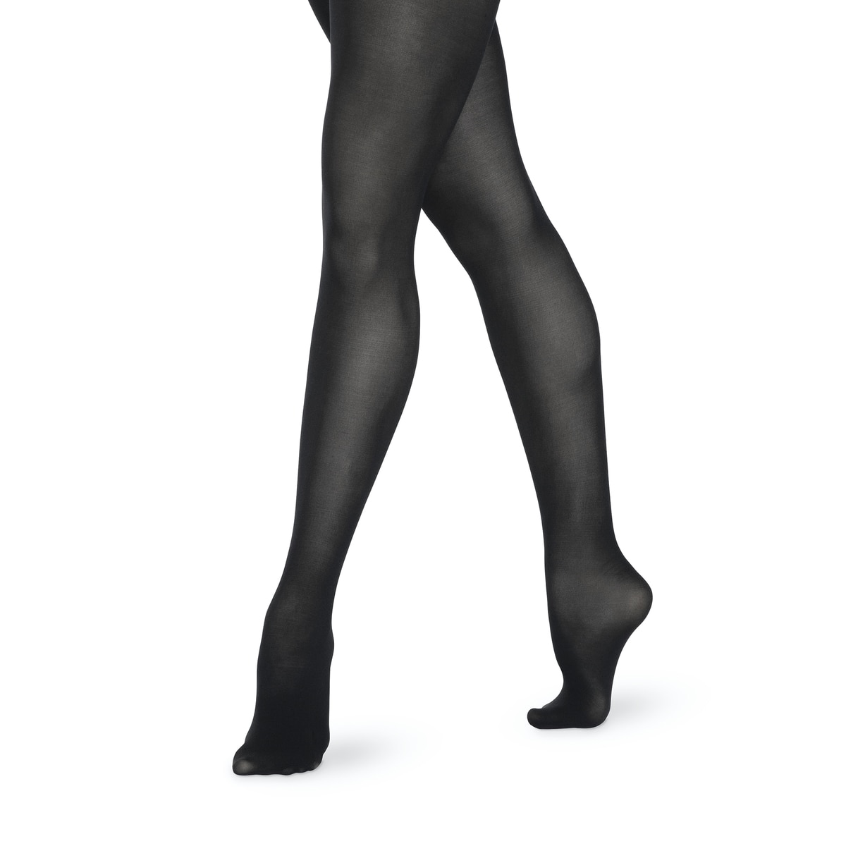 **Full Footed Tights (Black)**