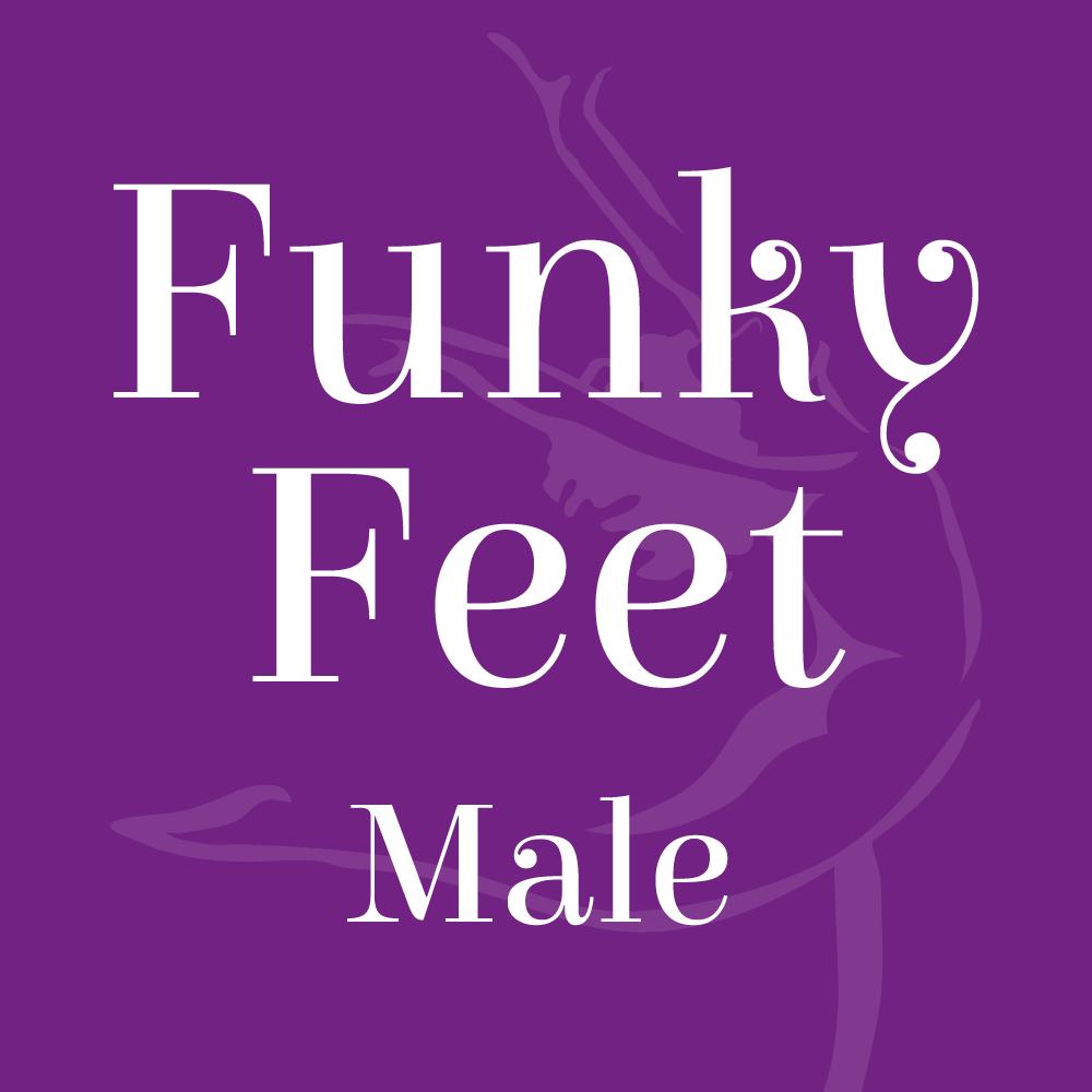 Funky Feet (Male)
