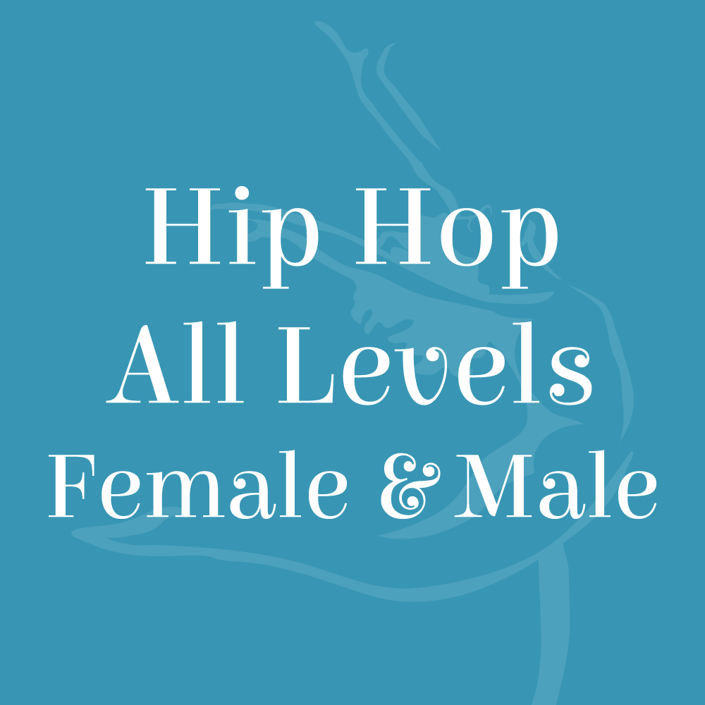 Hip Hop - All Levels - Female & Male